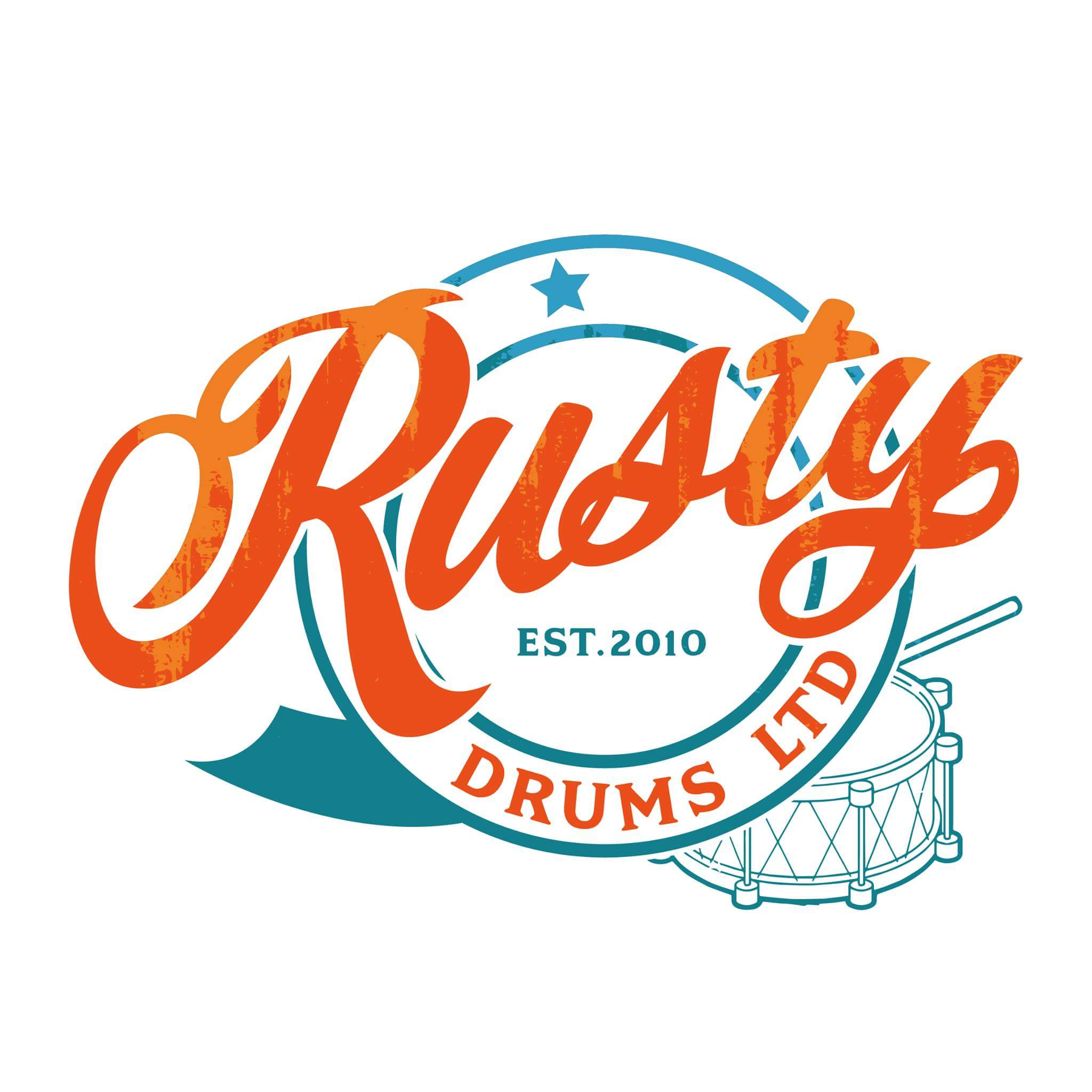 rusty-drums